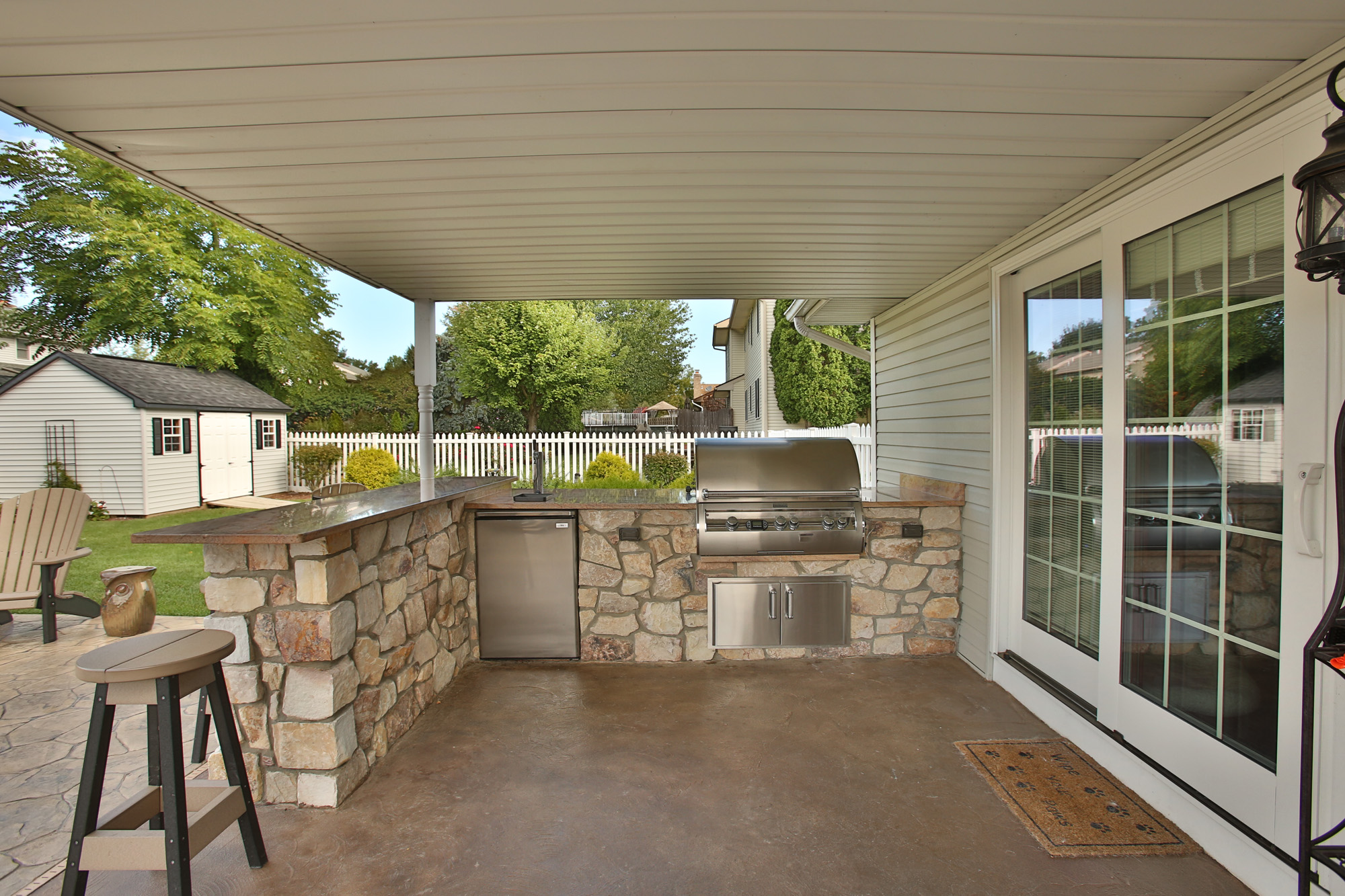 Planning for an Outdoor Kitchen