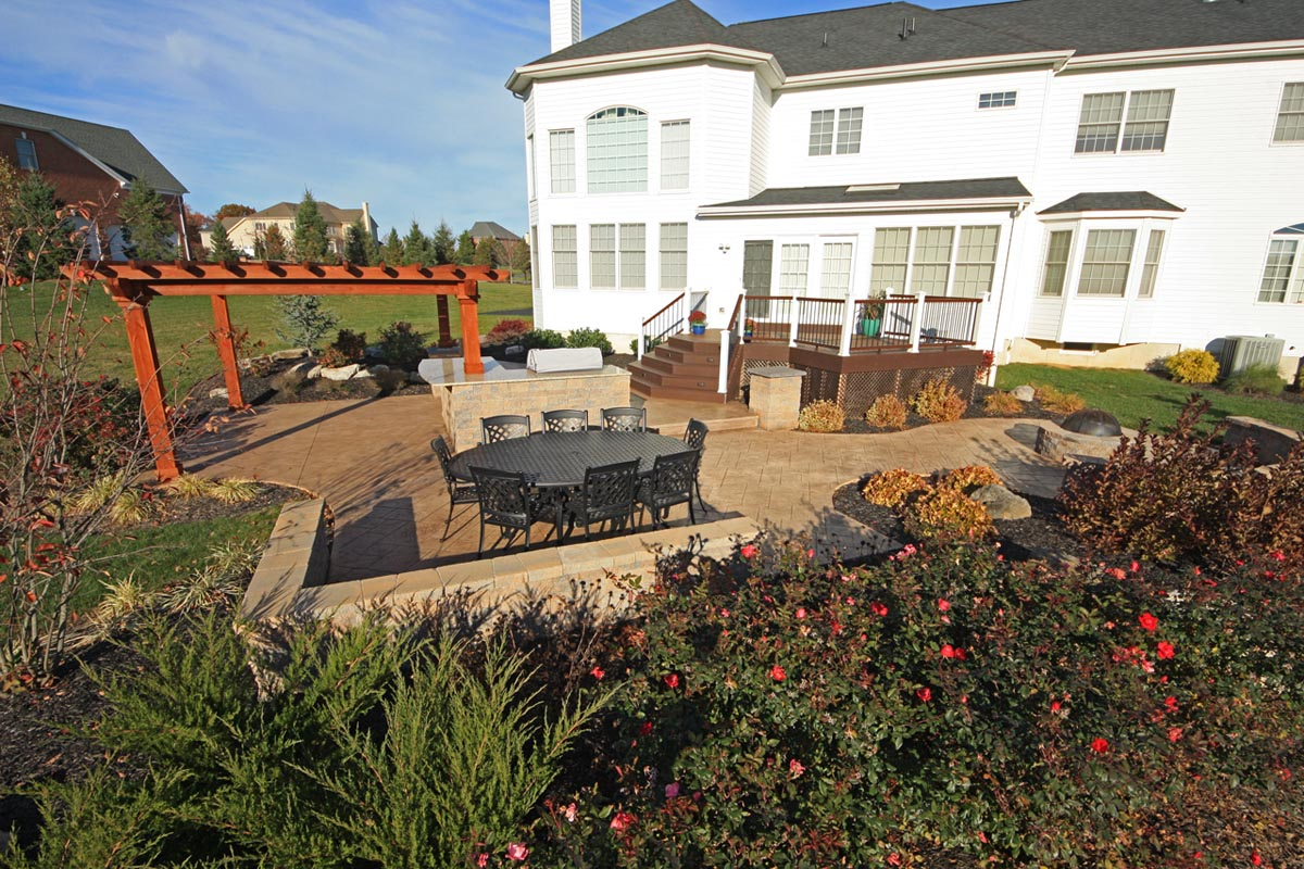 Choosing a Patio and Landscape Contractor