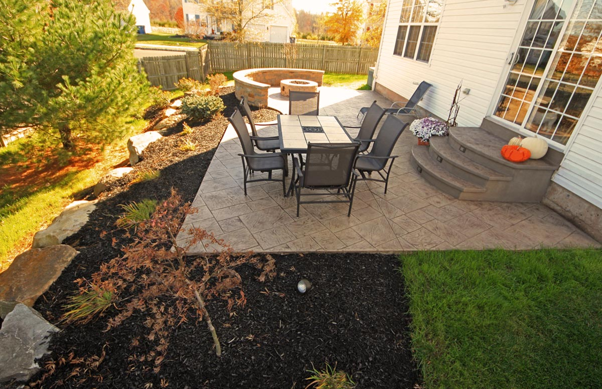 Types of Patios